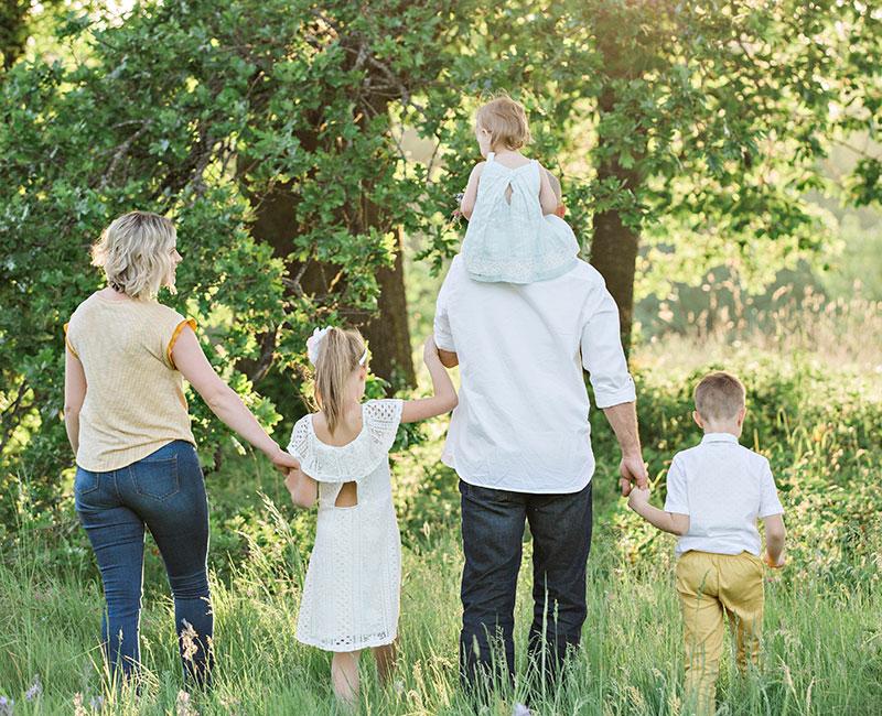 Entourage familiale